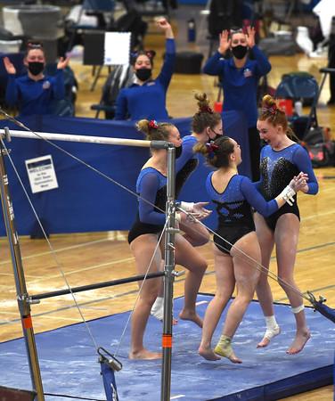 Gymnastics Class A 2021