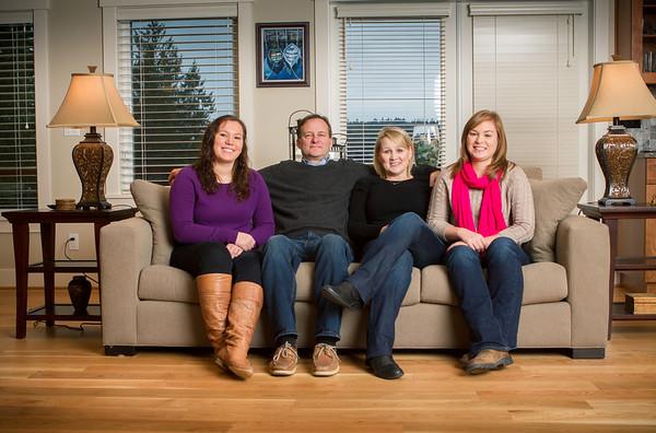 Guy Family (Dec 2013)