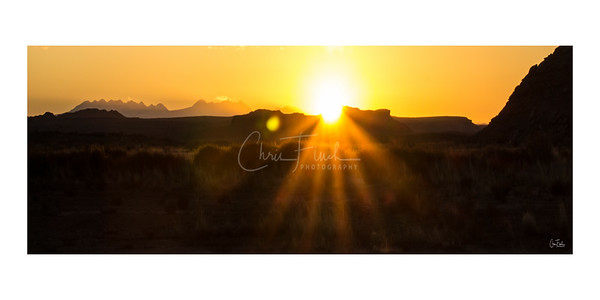 San Rafael Swell Sunrise, Utah