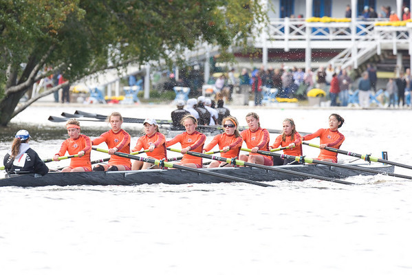 2008 Head of the Charles ~ Youth Women's Eights
