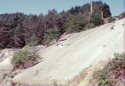 Hafna Lead Mine - Gwydyr Forest