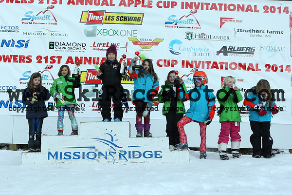 Apple Cup - Podium Day 2