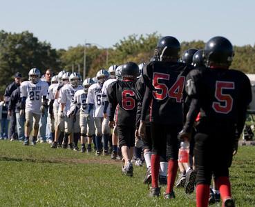 Peewee Football 2007