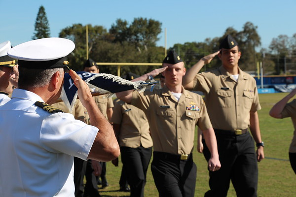 Naval Inspection / Parade