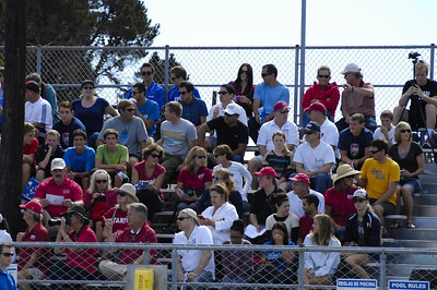 Stanford University vs University of California Santa Barbara 10/13/12. Final score 9 to 7. SU vs UCSB. Photos by Tom Ploch.