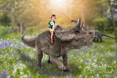 Dinosaurs-Dragons-Fairies