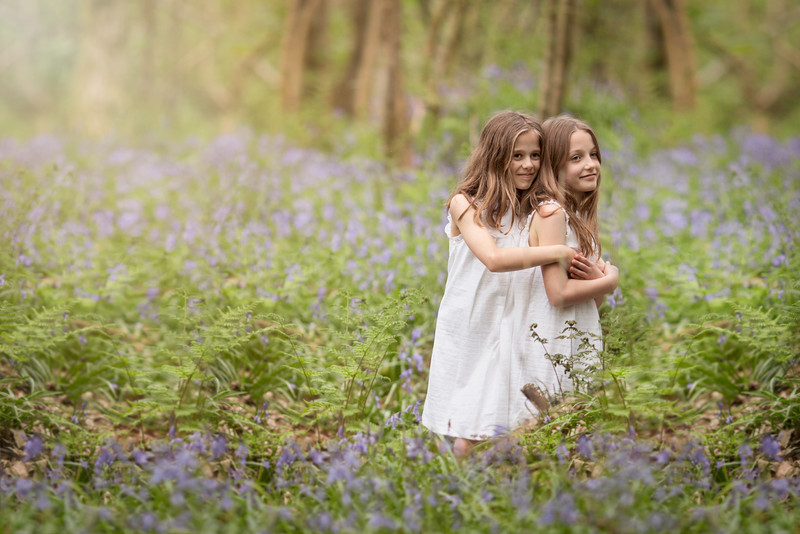 2018 - Family Norwood bluebell shoot 002