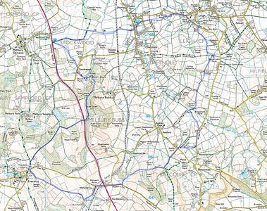 10.8 miles from Evershot, Dorset, on 26 February 2015