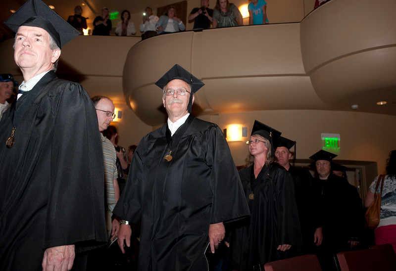 College of Technology Graduation