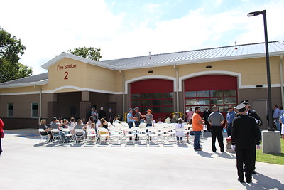9/22/2018 Fire Station No. 2 Grand Opening