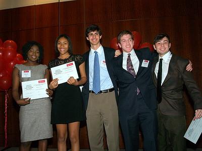 The 2010 Junior Achievement Fellows Banquet