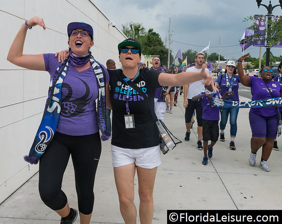 NWSL2019 - Orlando Pride 0 Portland Thorns 2