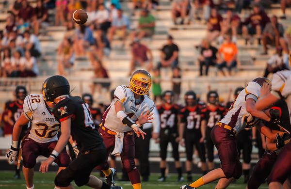Cooper HS vs Ryle HS - August 23, 2013