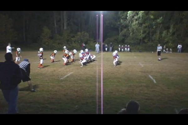 2010 Eagan Football 3rd Grade  Gators