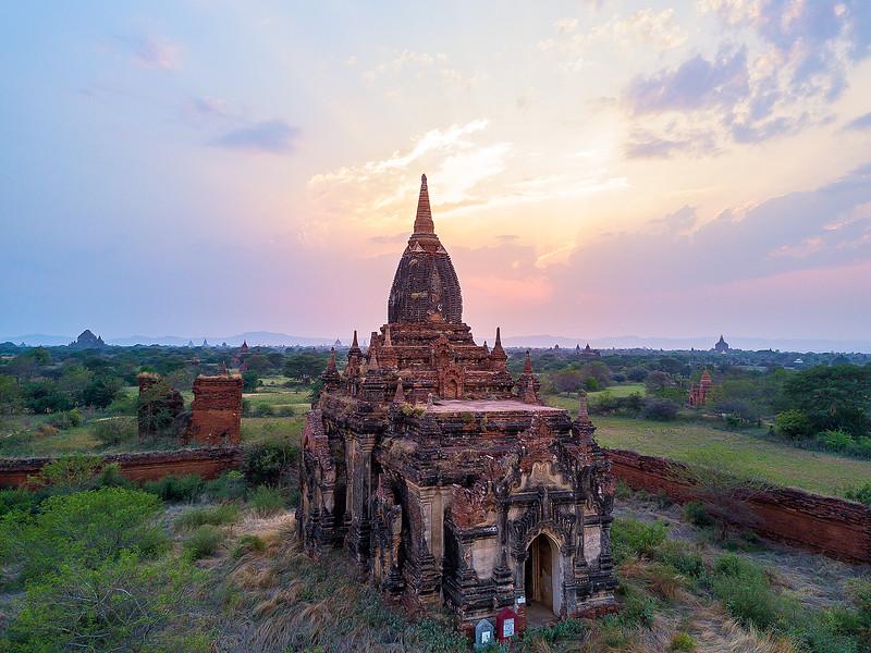 Temple's Last Light