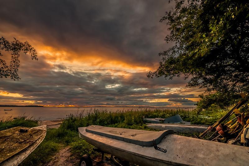 Armageddon Sunset