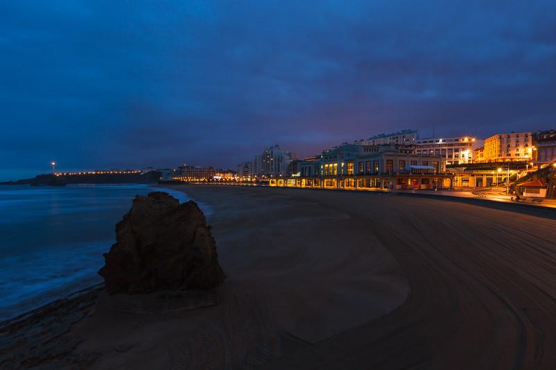 Biarritz, Aquitaine, France.