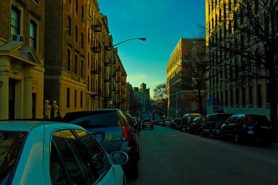 Late Day Traffic - Washington Heights