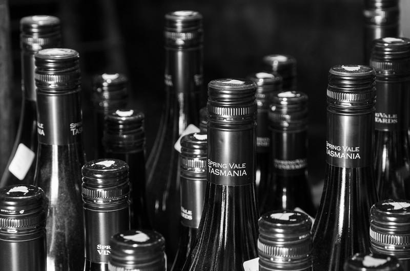 Wine, wine and more wine!
