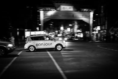Défi - Taxi - oct 2017