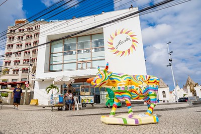 CowParade Salvador, Brasil