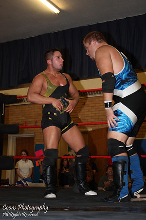 CTWE 101009 - Dave Cole vs Frankie Arion vs Chris Battle