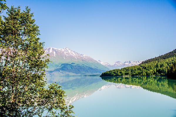 Reflections/ Alaska