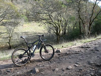 1st ride- Santa Cruz at Annadel