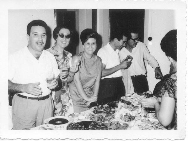 Mendonca, Teresa Adalberto, Aurora Tavares, Brazinha, Pinto das Gaiolas