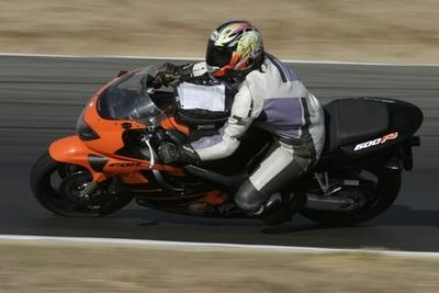 Renee at Thunderhill. Keigwins @thetrack