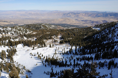 Mount Rose, January 28-29