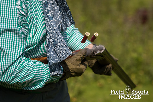 Shooting Times - Bryngwyn Hall - Clay Shoot