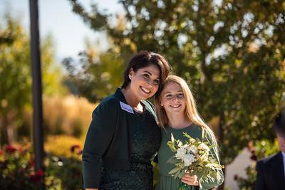 Colten and Sierra wedding day