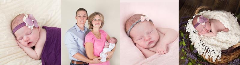 Ava C. newborn