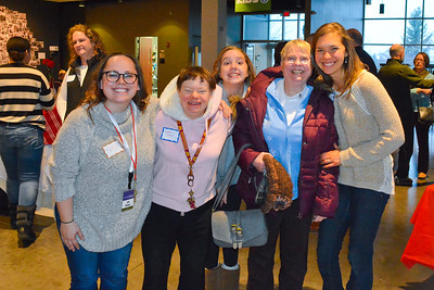 Minnesota Camp Reunion - December 2016