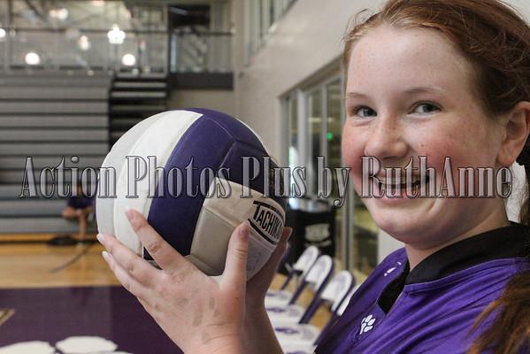 Volleyball JV Darlington Aug 27 2013