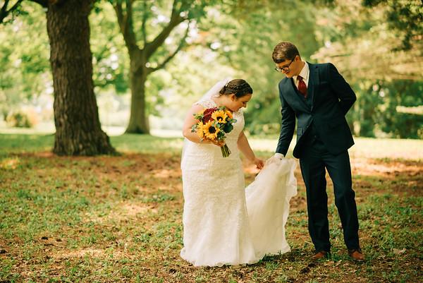 sarah & colin - wedding