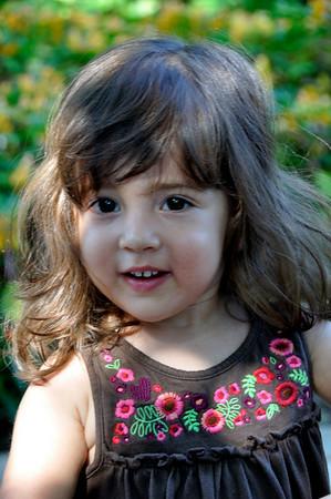Elena - Age 2 - August 2010