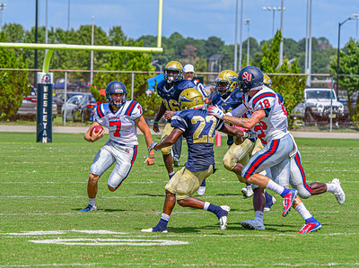 9-14-19 NCWC Football