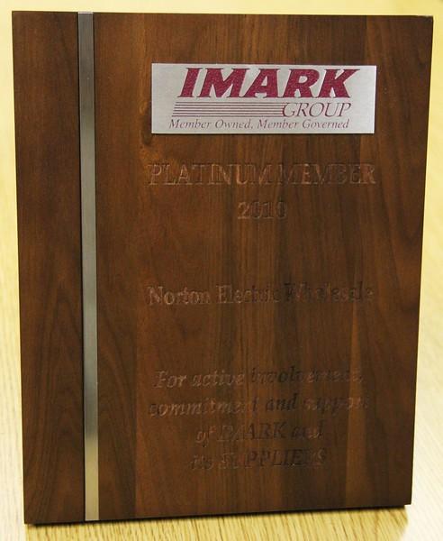 2010, Imark Award