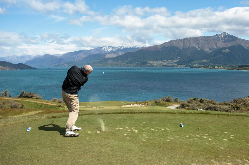 Images from the RWGC Saturday Morning Mens Group trip to Queenstown, New Zealand with their partners and spouses to compete for the Par-Tee Trophy from 13 to 15 November 2015.