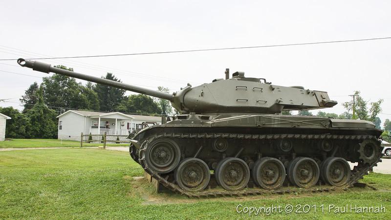 WVANG - Dunbar, WV - M41
