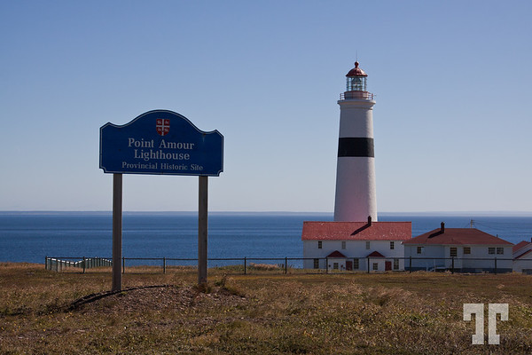 Labrador: Point Amour Lighthouse