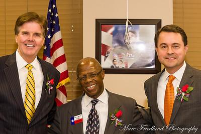 Texas Lieutenant  Governor Candidate Reception
