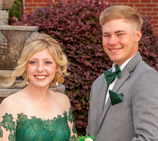 Caden and Rayna - Prom Night