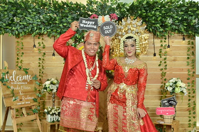 180729 | The Wedding Arieska & Arief