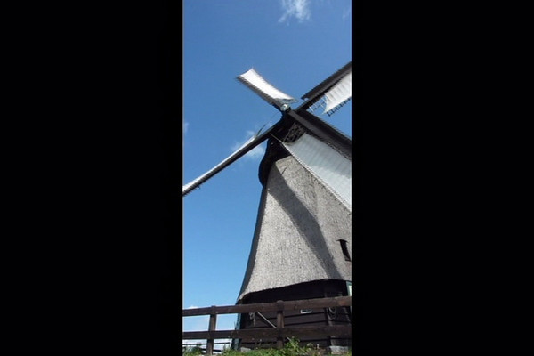 This is a 3 minute video I put together of clips I took while touring the windmill.