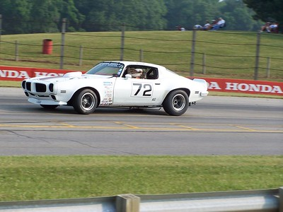Steve Walker's SVRA Pontiac T/A