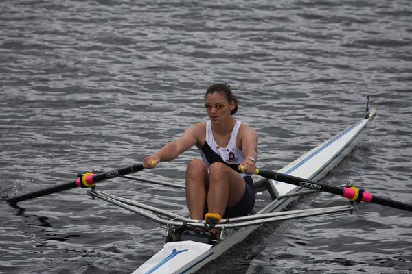 Cromwell Cup 2009, Women's Open Single
