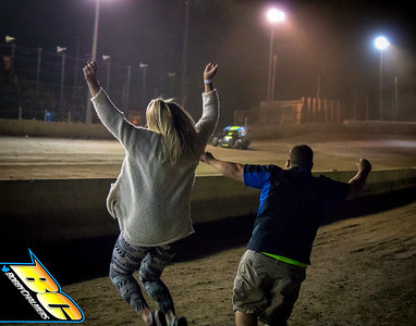 Lebanon Valley Speedway - 9/3/16 - Bobby Chalmers